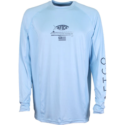 Barracuda Geo Cool Long Sleeve for Men