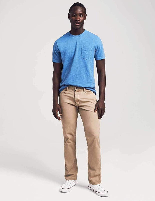 Comfort Twill 5 Pocket Pant for Men