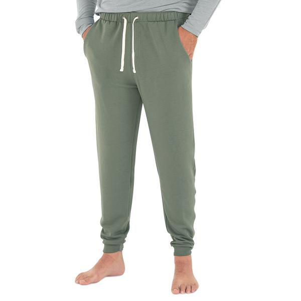Free Fly Apparel Bamboo Fleece Jogger Dark Olive