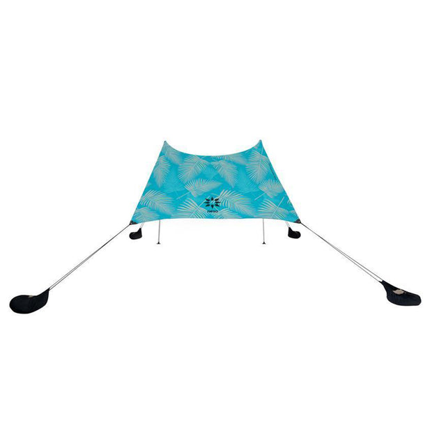 The Neso Gigante Aqua Fronds Tent