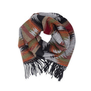Pistil Mattea Scarf for Women Black