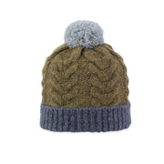 Pistil Minzy Beanie for Women Olive