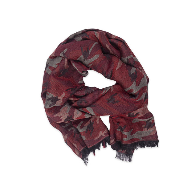 Pistil Sneaky Scarf for Women Red