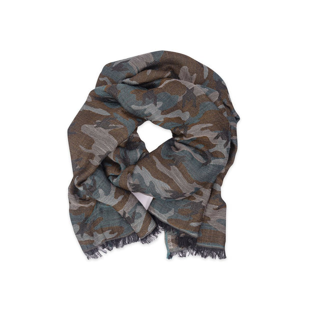 Pistil Sneaky Scarf for Women Teal