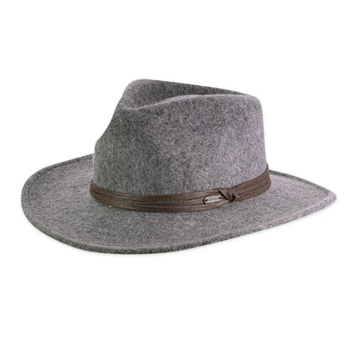 Pistil Topaz Hat for Women Grey