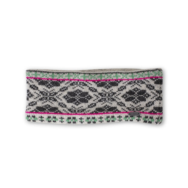 Pistil Alta Headband for Women Green