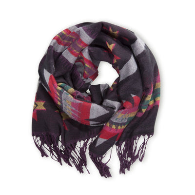 Pistil Carmel Scarf for Women Black