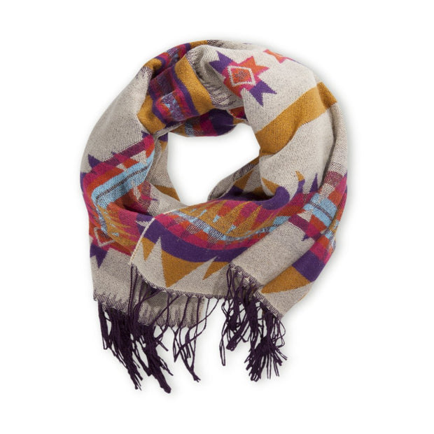 Pistil Carmel Scarf for Women Bone