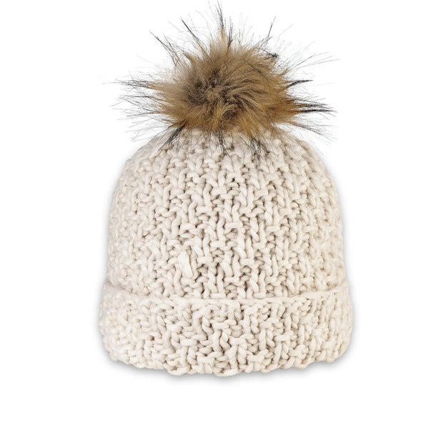 Pistil Diva Beanie for Women Bone