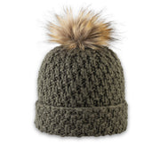 Pistil Diva Beanie for Women Olive