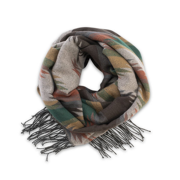 Pistil Mattea Scarf for Women Olive