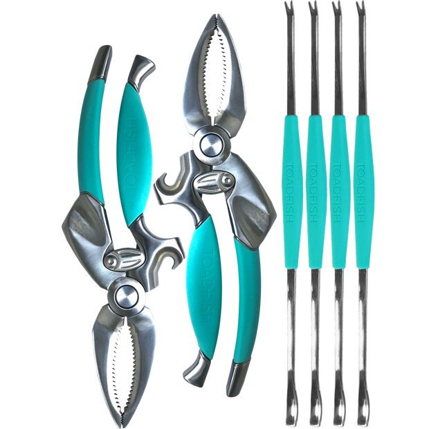 Crab & Lobster Tool Set