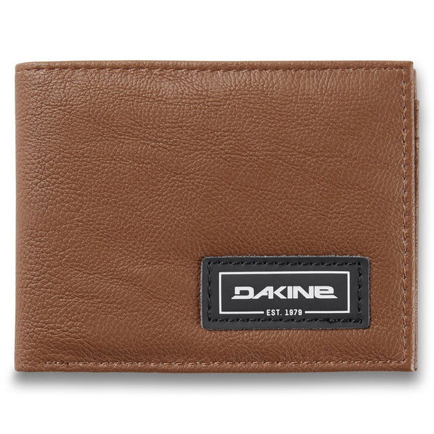 RIGGS LEATHER WALLET