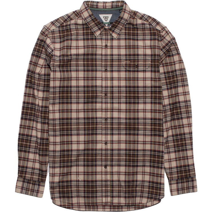 CENTRAL COAST LONG SLEEVE FLANNEL SHIRT FOR MEN (Past Season)