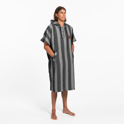 McQueen Changing Poncho for Men