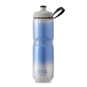 Polar Bottle Sport Insulated 24 oz Blue Silver Fade