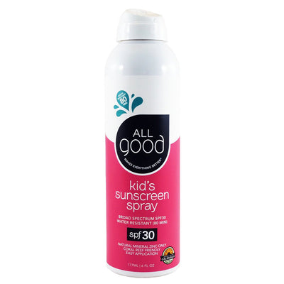 KID'S SUNCREEN SPRAY- SPF 30