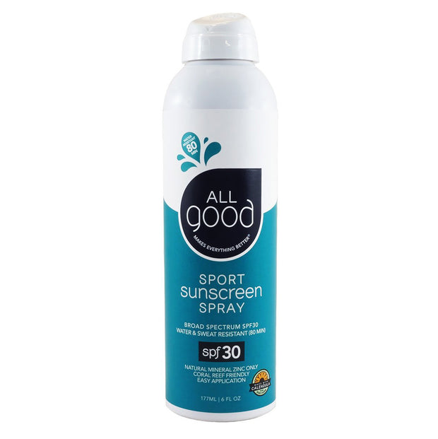 SUNCREEN SPORTS SPRAY- SPF 30