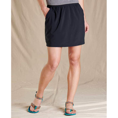 Toad&Co Sunkissed Weekend Skort for Women Black