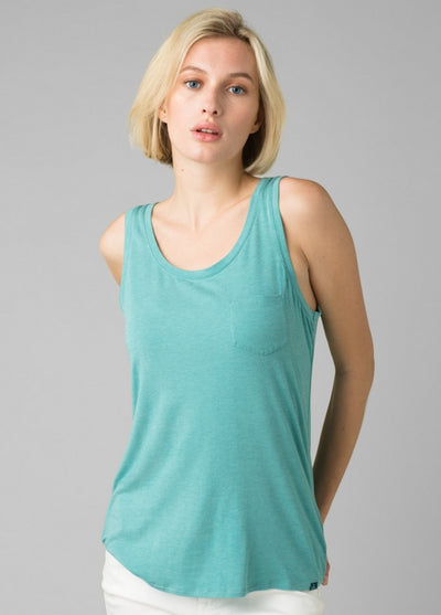 Foundation Scoop Neck Tank for Women