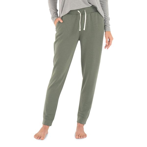 Free Fly Apparel Bamboo Fleece Joggers Dark Olive