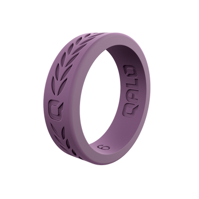 Laurel Silicone Ring for Women