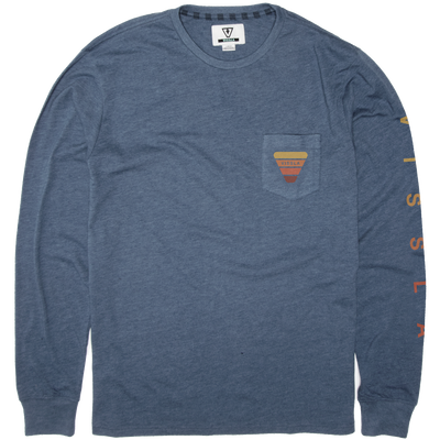 AVIATION LONG SLEEVE TEE FOR MEN