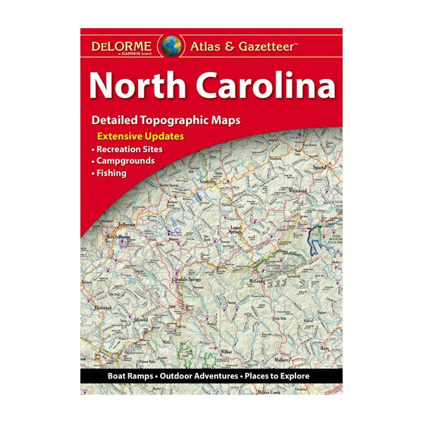 NORTH CAROLINA ATLAS
