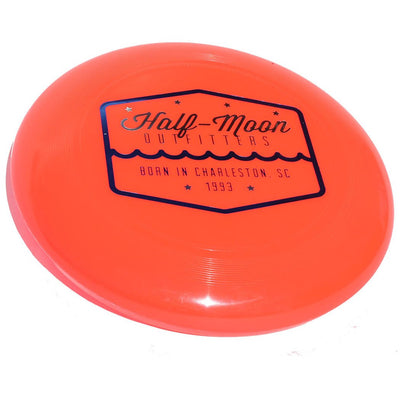Badge Logo Frisbee