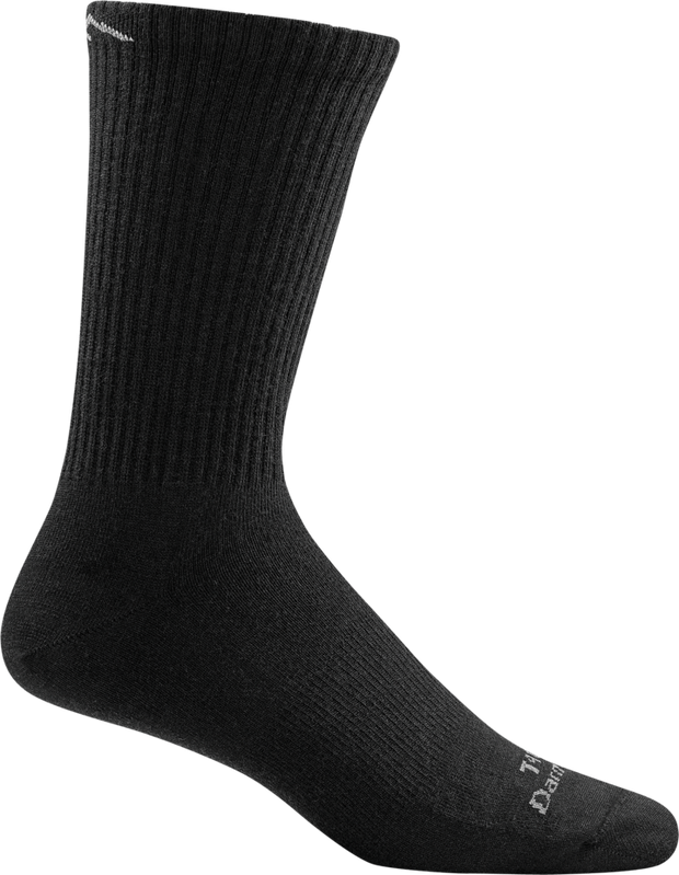 T4066 Micro Crew Midweight Tactical Socks for Women