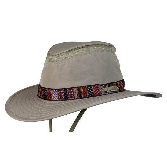 Aztec Boater Recycled Hat for Women
