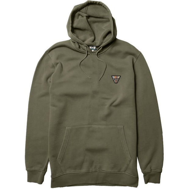 Vissla Solid Sets Eco Pullover Hoodie for Men Phantom