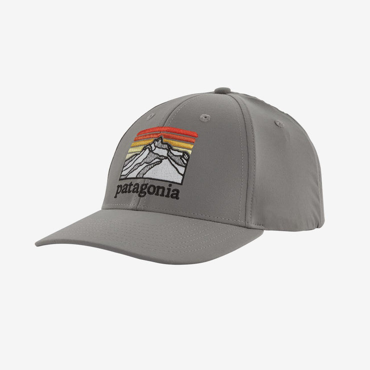 Line Logo Ridge Channel Watcher Cap