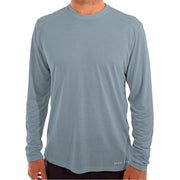 BAMBOO LIGHTWEIGHT LONG SLEEVE SHIRT FOR MEN