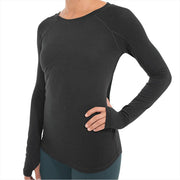 Bamboo Midweight Long Sleeve Shirt for Women