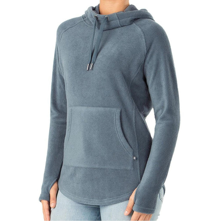 Bamboo Polar Fleece Hoody for Women
