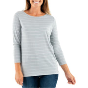 Bamboo Shoreline 3/4 Sleeve Shirt for Women