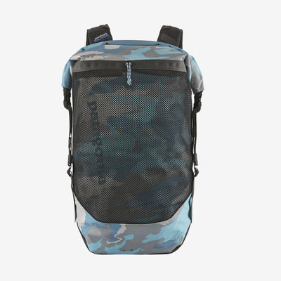 Patagonia Planing Roll Top Pack 35L Kansas Sky Berlin Blue