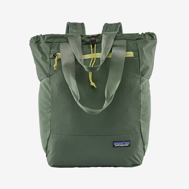 Patagonia Ultralight Black Hole Tote Pack 27L Camp Green