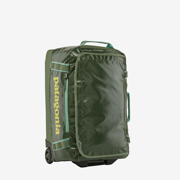 Patagonia Black Hole Wheeled Duffel Camp Green