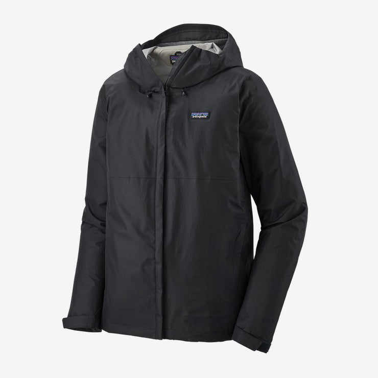 Patagonia Torrentshell 3L Jacket for Men Black