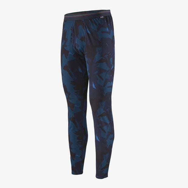 Patagonia Capilene Midweight Bottoms for MenPainted Fields: Classic Navy