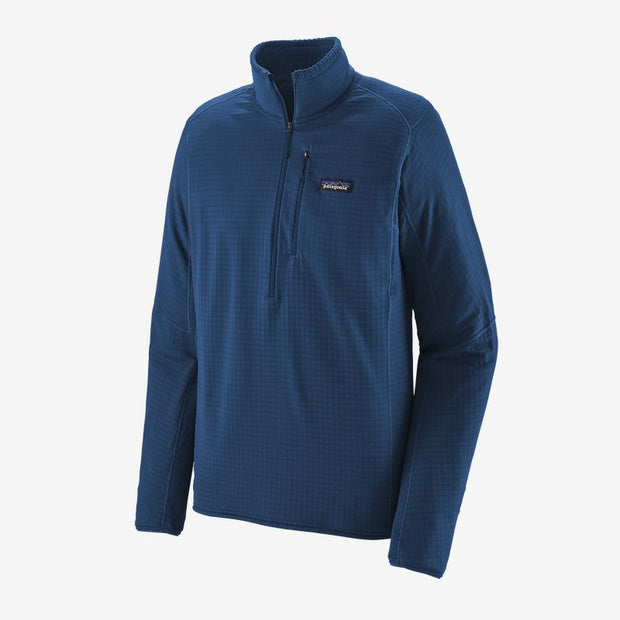 Patagonia R1 Fleece Pullover for Men Superior Blue