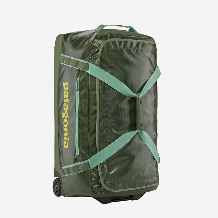 Patagonia Black Hole Wheeled Duffel 70L Camp Green