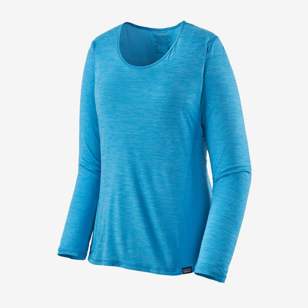 Long-Sleeved Capilene Cool Lightweight Shirt for Women