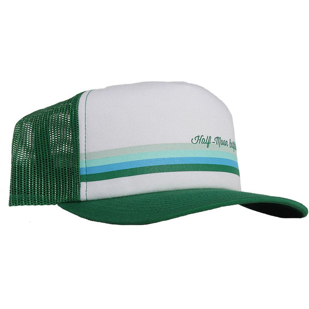 Stripe Foam Trucker Hat