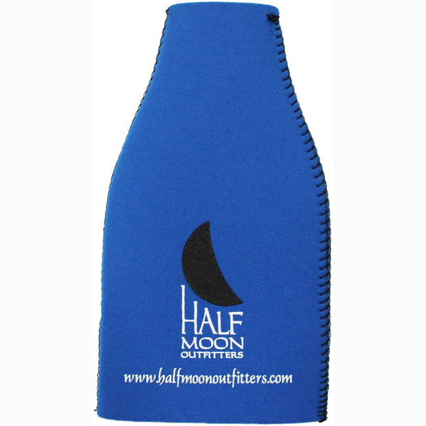 Cresent Logo Bottle Koozie