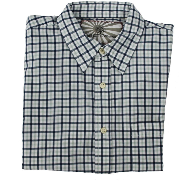 Herring Short Sleeve Oxford Shirt for Men