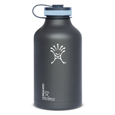 64 oz Wide Mouth Vacuum Insulated Stainless Steel Growler