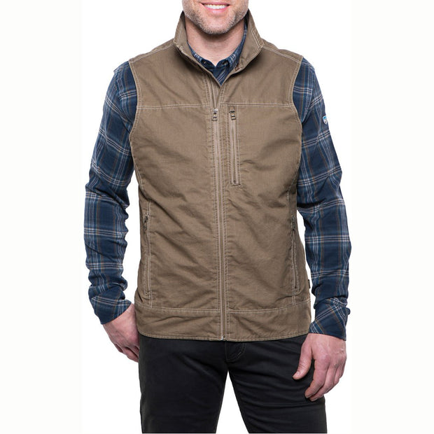 Burr Vest for Men